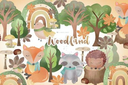 Woodland design