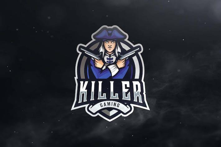 Thumbnail for Killer Sport And Esports Logos