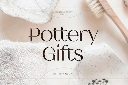 Regalos de cerámica - Estética Beauty Sans