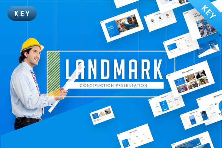 Thumbnail for Keynote по строительству Landmark