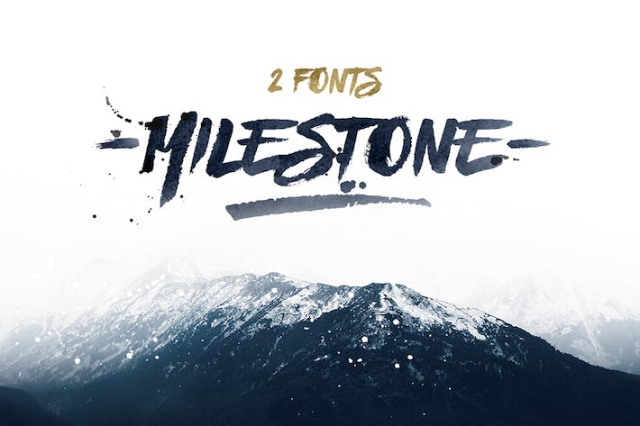 Thumbnail for Milestone Fonts