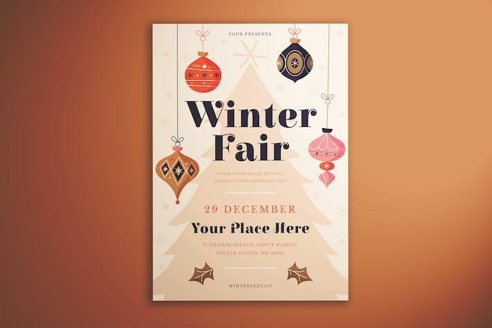 Thumbnail for Winter Fair Flyer