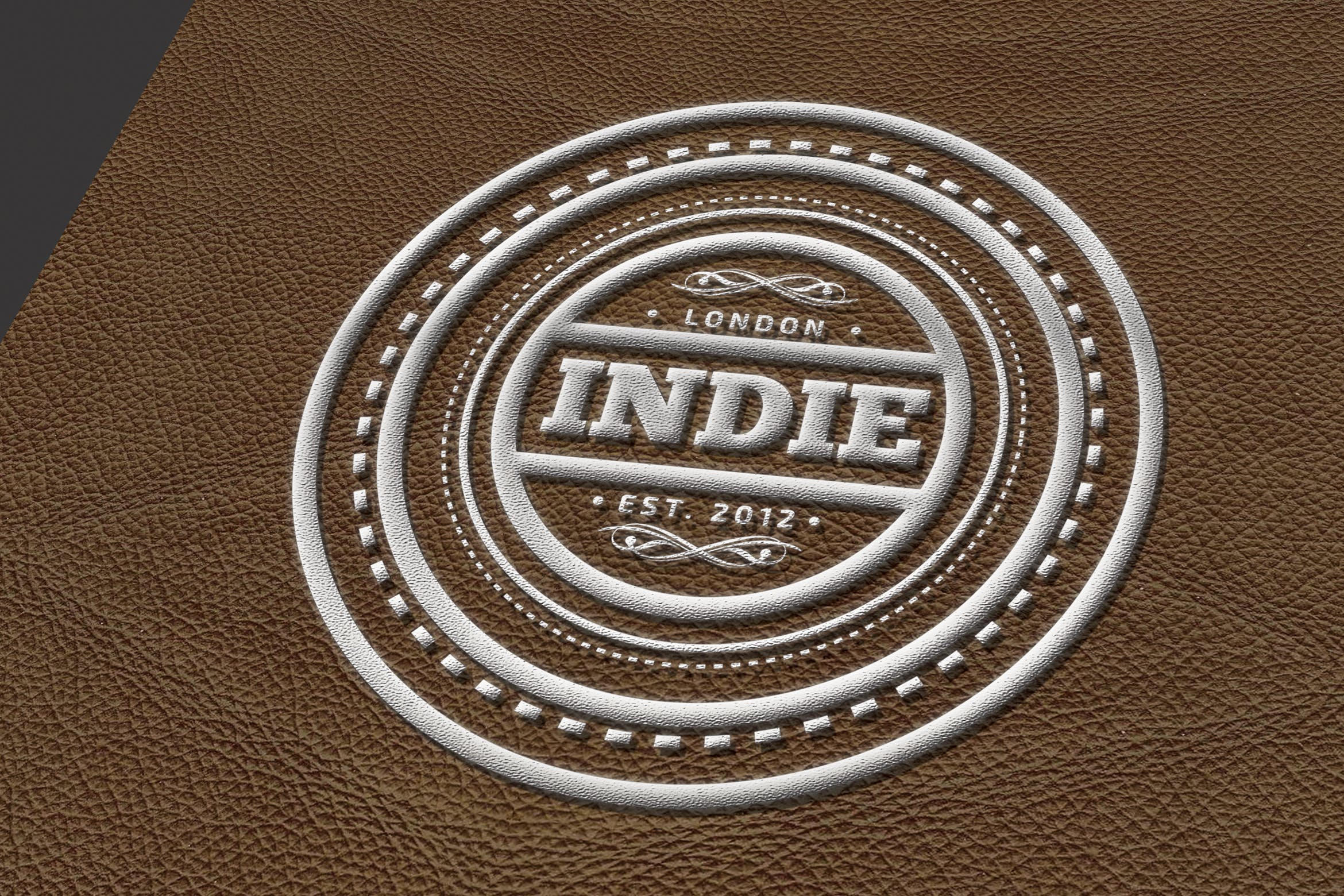 leather logo mockup by mamanamsai on envato elements leather logo mockup by mamanamsai on envato elements