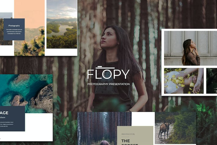 Thumbnail for Flopy - Photography Google Slides Presentation