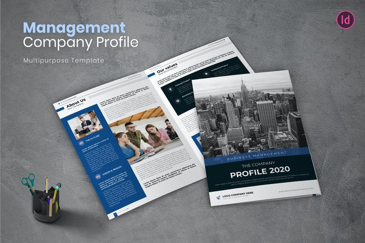 Thumbnail for Business Management Company Profile