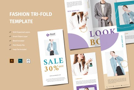 Brochure Trifold