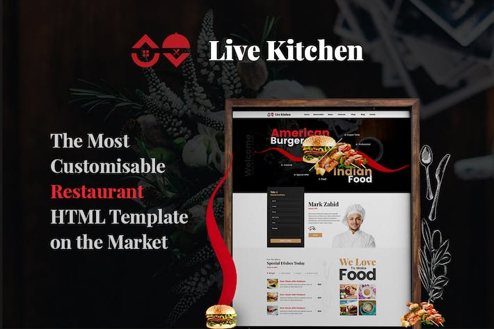 Thumbnail for LiveKitchen
