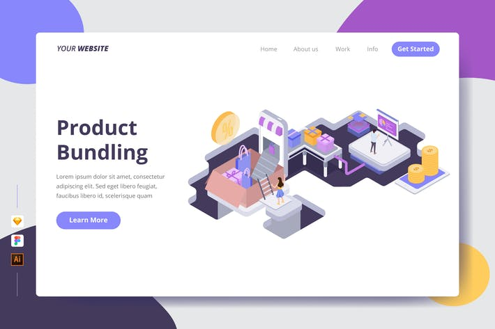 Thumbnail for Product Bundling - Landing Page