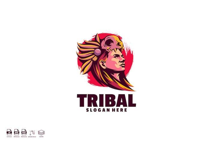 Tribal Woman logo