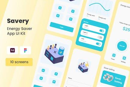 Savery - Energy Saver Mobile App