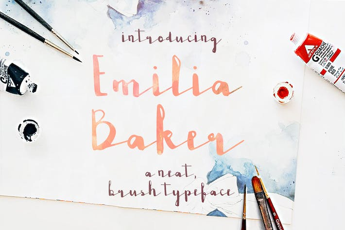Thumbnail for Emilia Baker