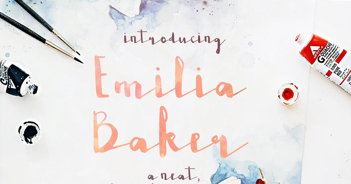 Download Emilia Baker by august10