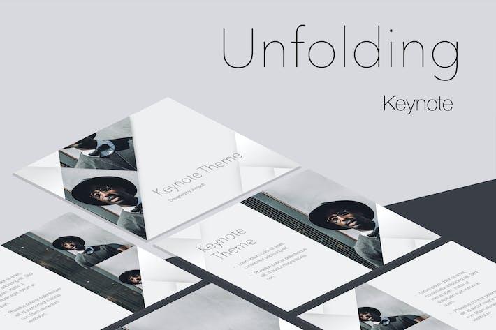 Thumbnail for Развертывание Шаблон Keynote