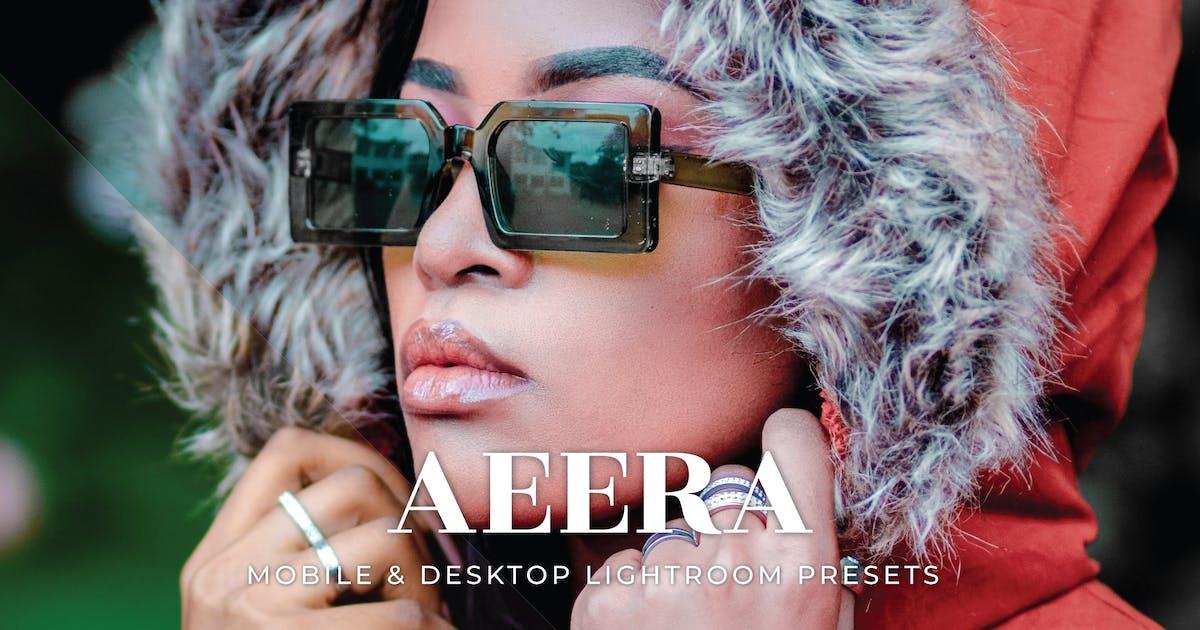 Download Aeera Mobile and Desktop Lightroom Presets by Laksmitagraphics