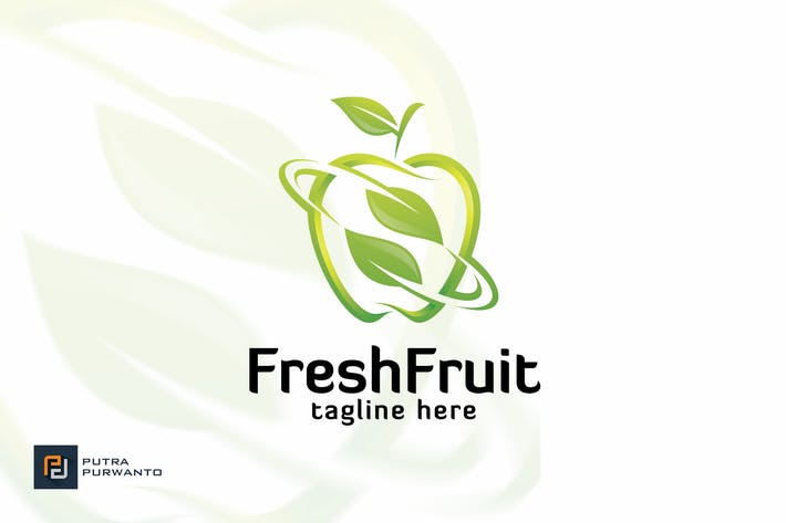 Thumbnail for Fresh Fruit - Logo Template
