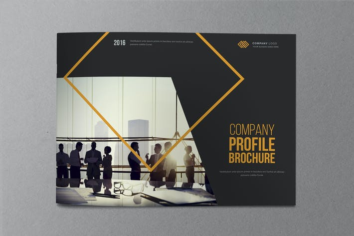 Thumbnail for Company Profile Brochure