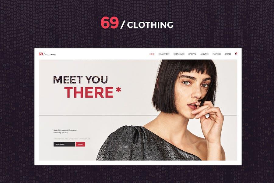 69 Clothing