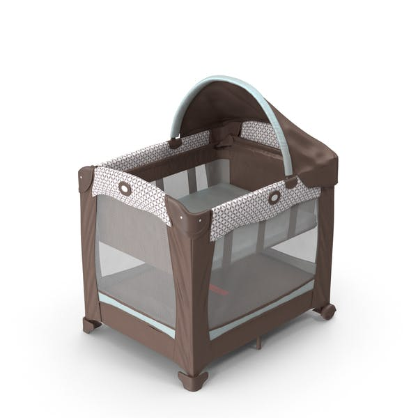 Thumbnail for Portable Crib