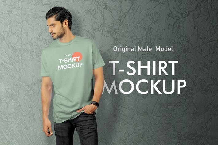Thumbnail for T-Shirt Mockup 16