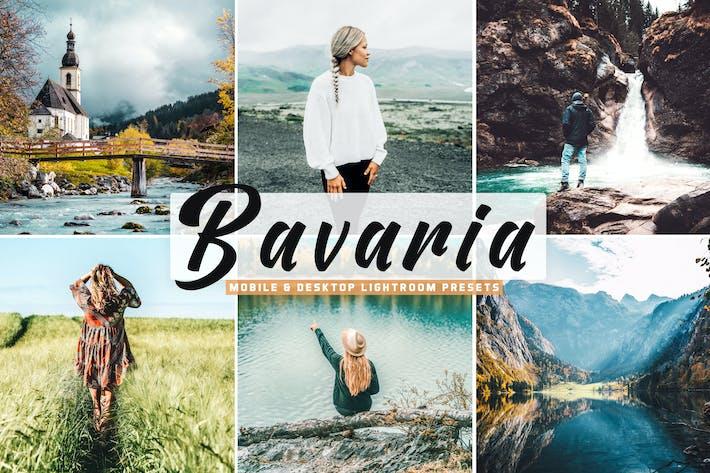 Thumbnail for Bavaria Mobile & Desktop Lightroom Presets