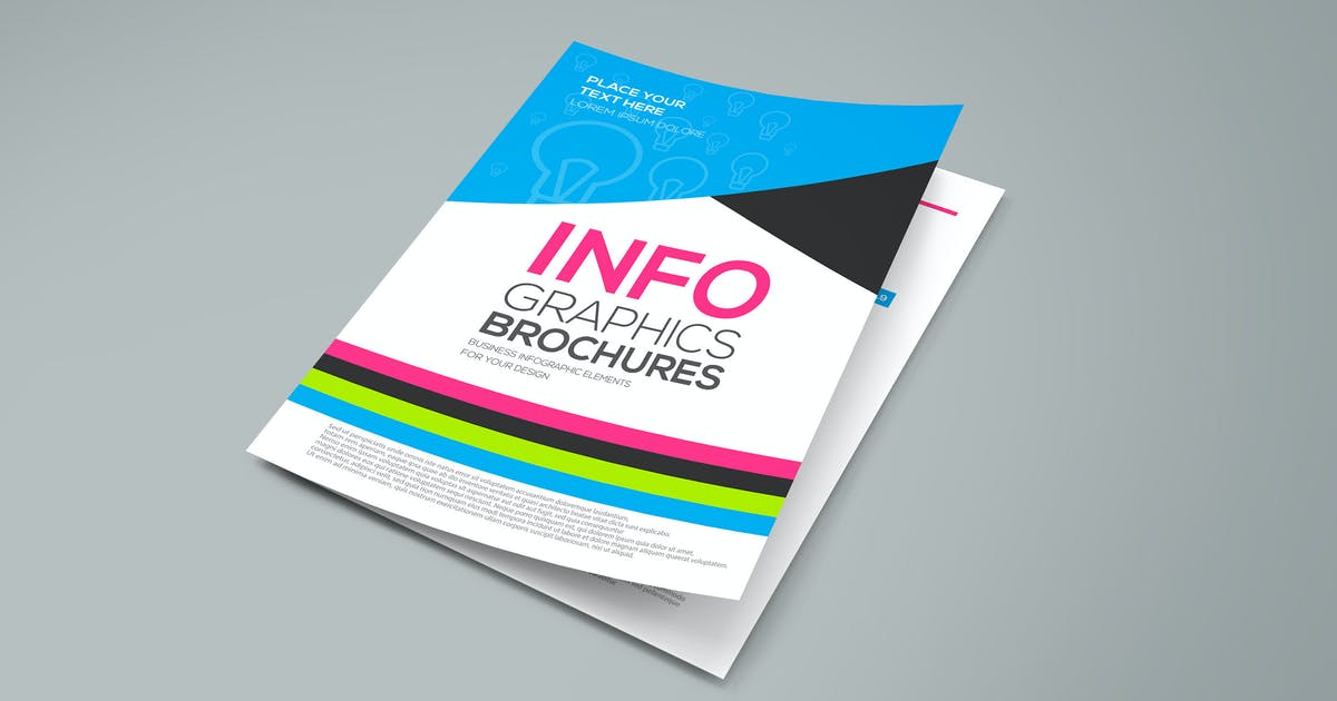 Download Business infographics elements for corporate by graphics4u