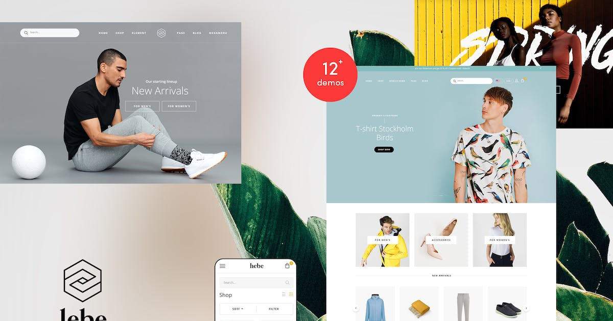 Download Lebe - Multipurpose WooCommerce Theme by Fami_Themes