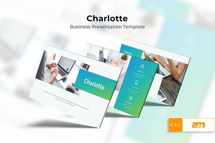 Thumbnail for Charlotte Google Slides