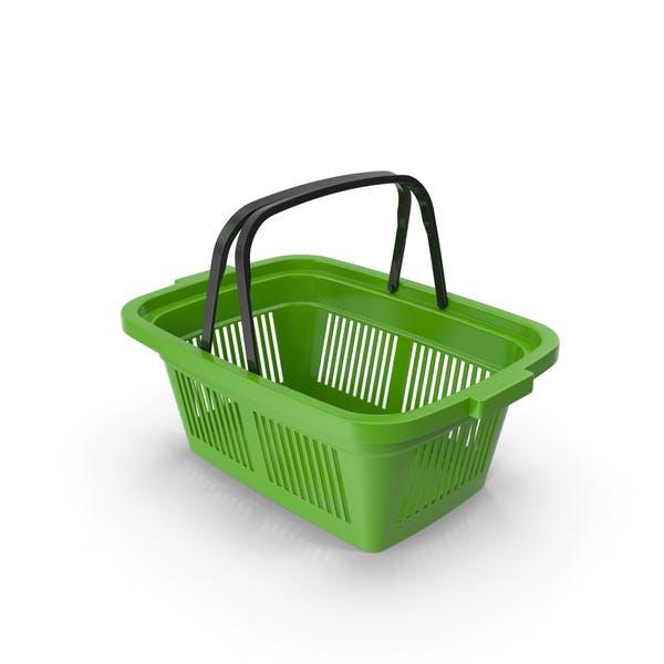 Thumbnail for Einkaufskorb aus Kunststoff