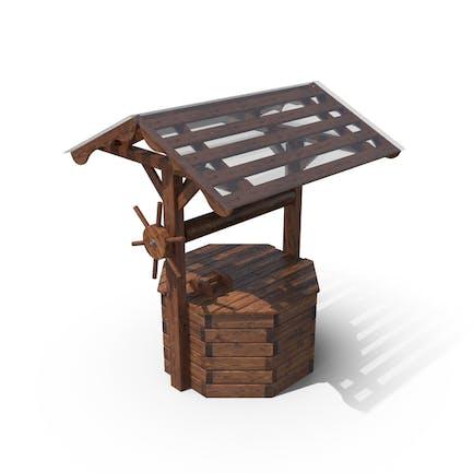 House de Pozo de De madera