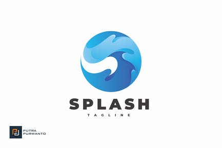 Splash - Logo Template