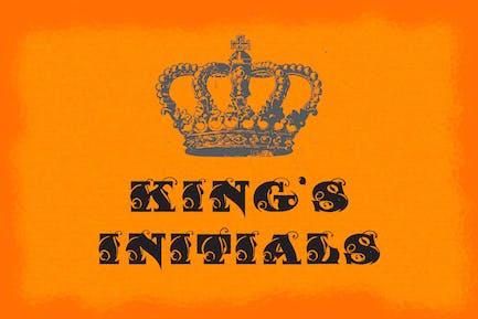 Kings Initials