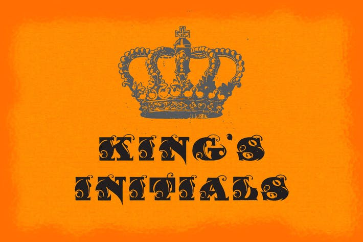 Thumbnail for Kings Initials