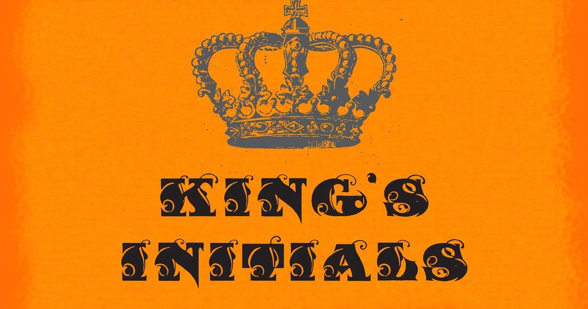 Download Kings Initials by jadugarDS