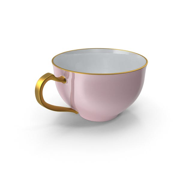 Princess Tea Cup