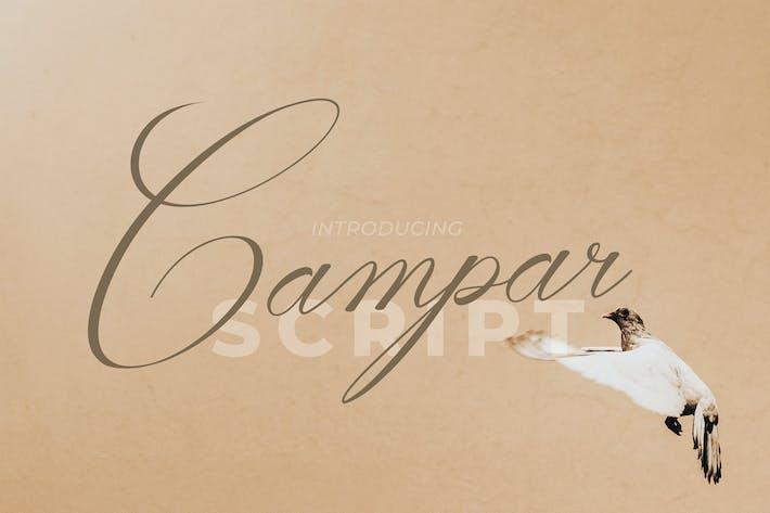 Thumbnail for Guión campar