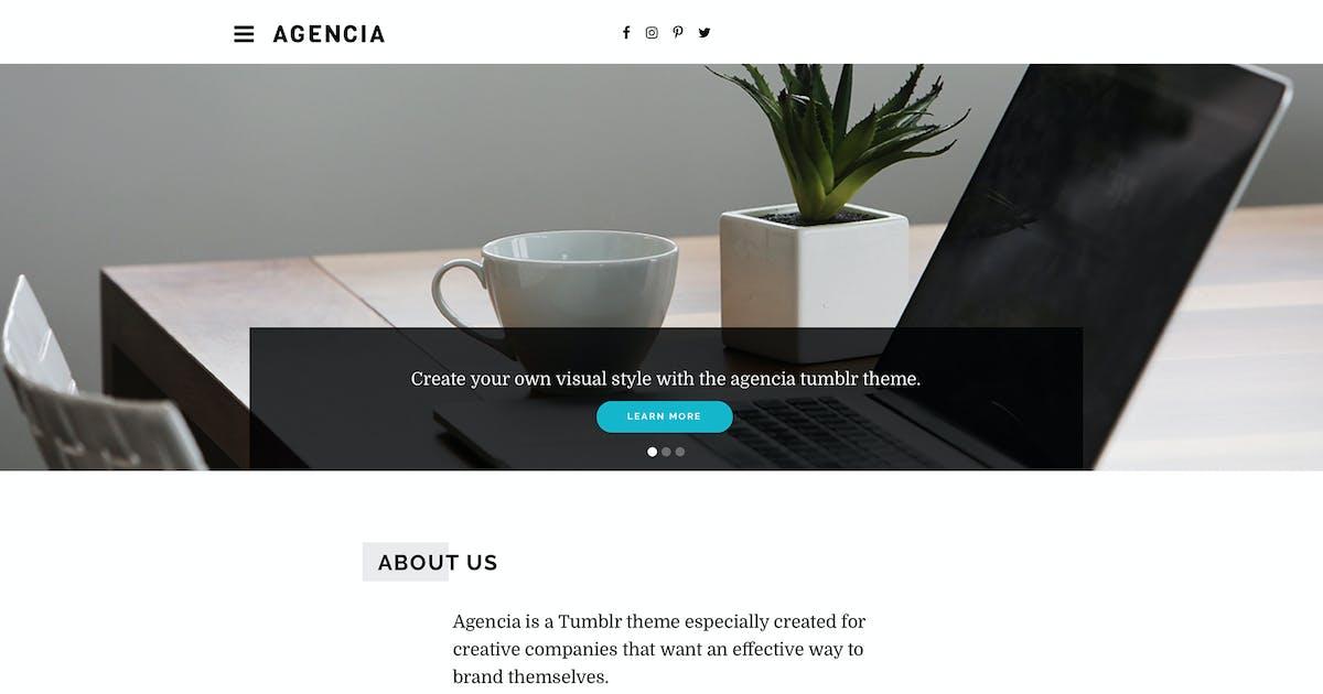 Download Agencia Tumblr Theme by themelantic