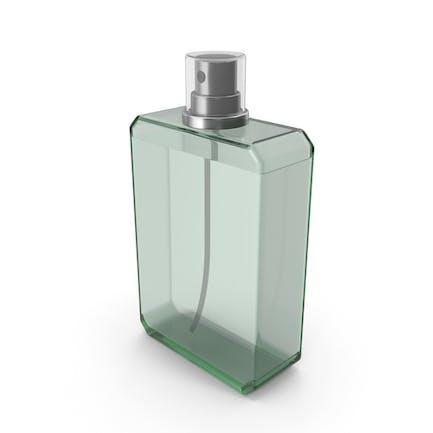 Botella Perfume Verde