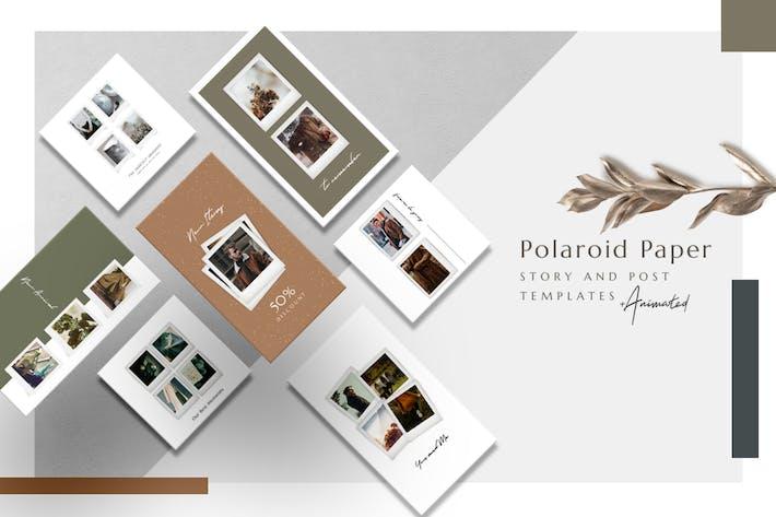 Thumbnail for Photoroid - Animated Basic Instagram Pack