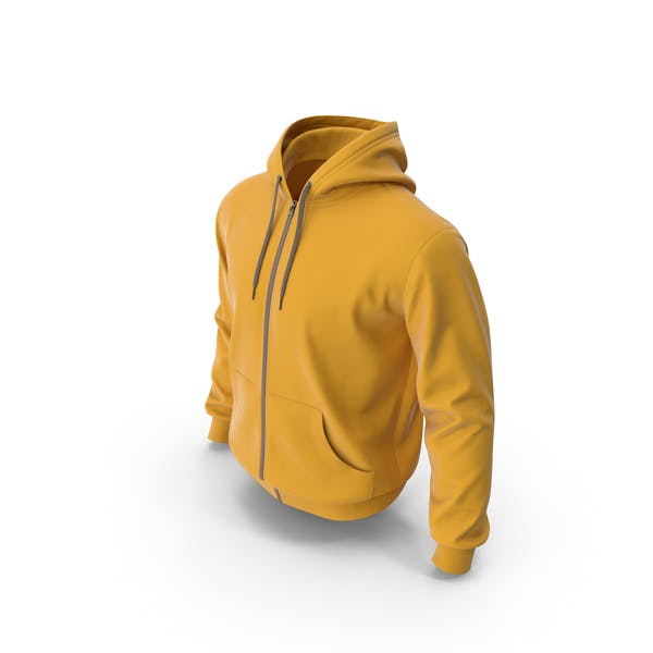 Thumbnail for Yellow Hoodie