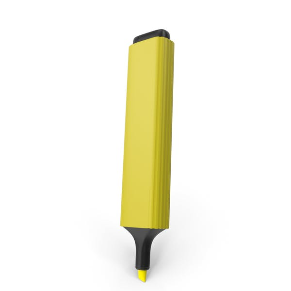 Highlight Marker Yellow