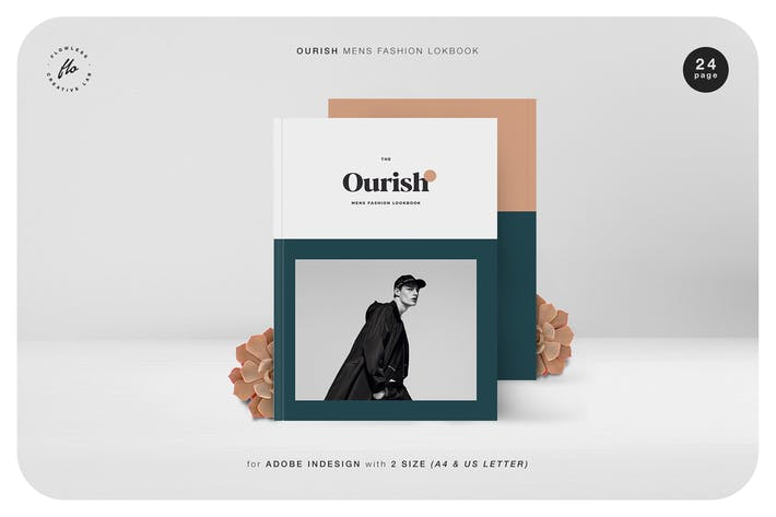 Thumbnail for Ourish Mens Fashion Lookbook
