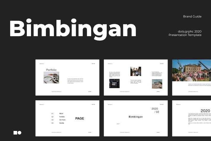 Thumbnail for Бимбинган - Powerpoint