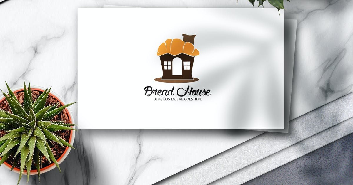 Download Bread House Logo by Voltury