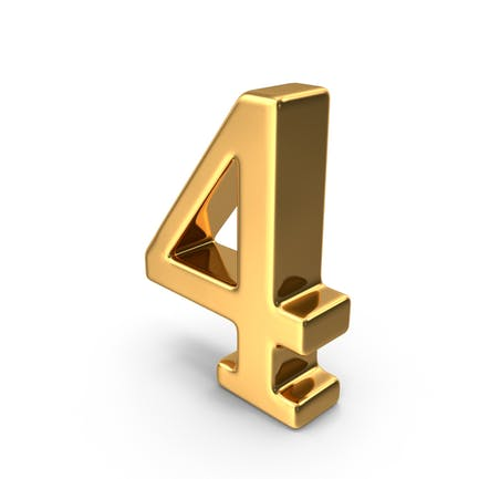 Gold Number 4