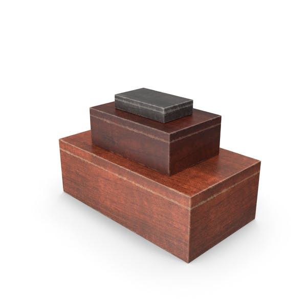 Cover Image for Wooden Boxes