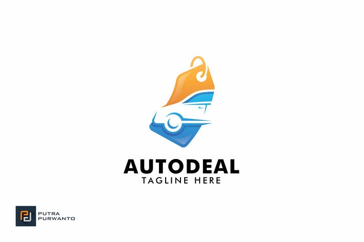 Thumbnail for Auto Deal - Logo Template