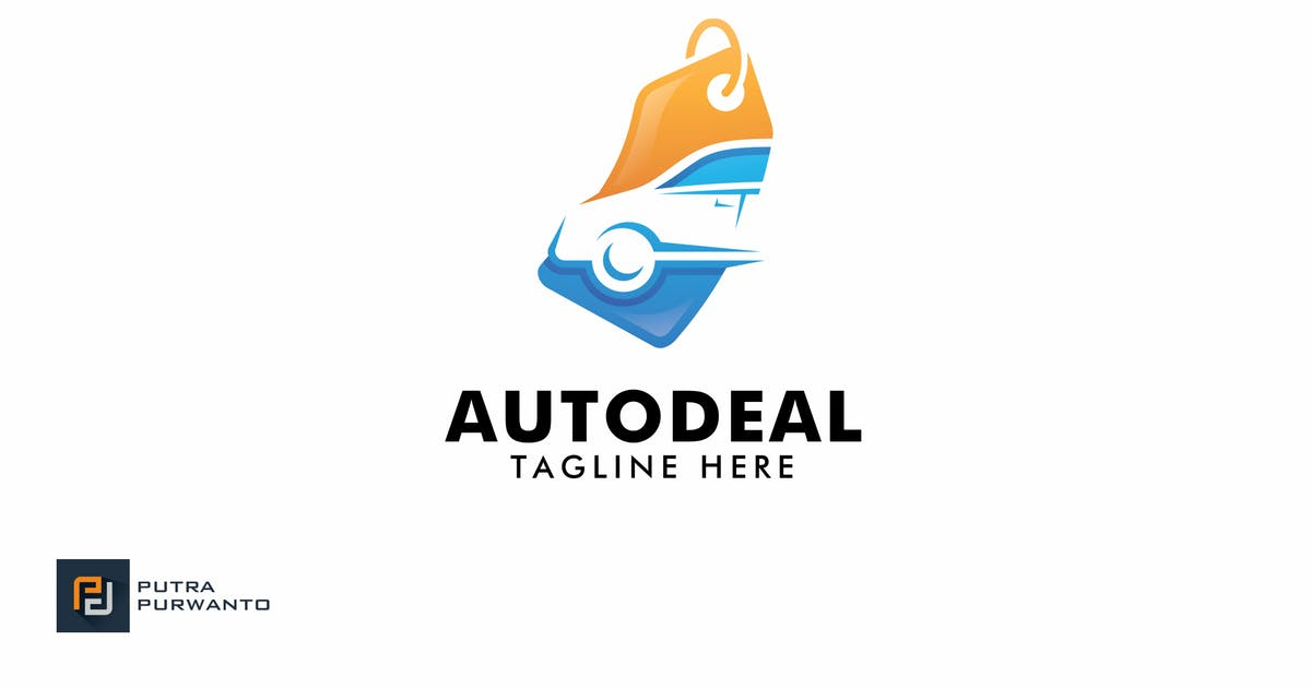 Download Auto Deal - Logo Template by putra_purwanto