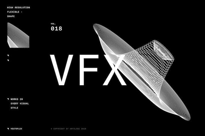 Thumbnail for Vectoflex No. 18