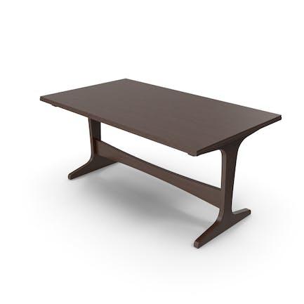 Wooden Table Dark
