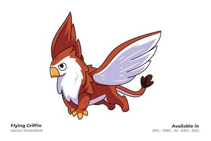 Fliegende Griffin